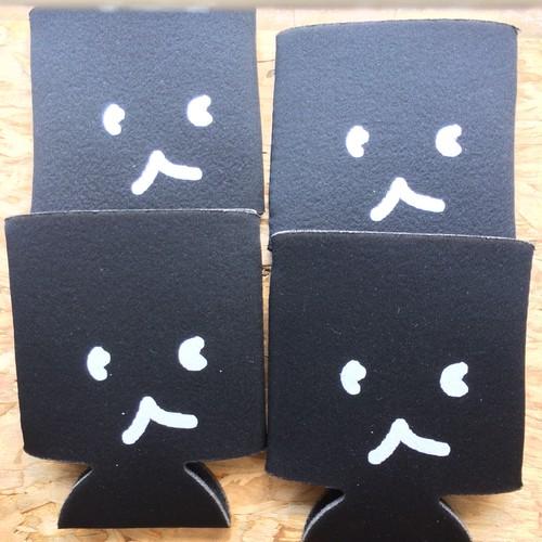 Dark Matter-kun クージー缶(BLACK350ml)