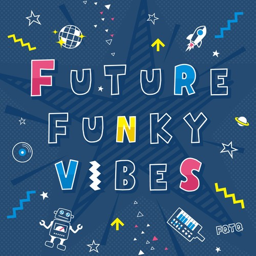 FUTURE FUNKY VIBES [CD]