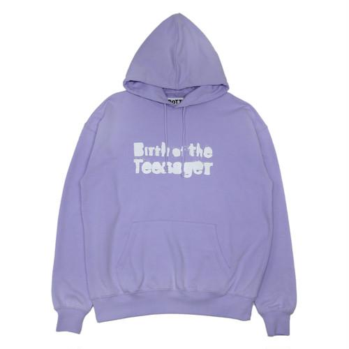 Spray Pullover Hood(purple)