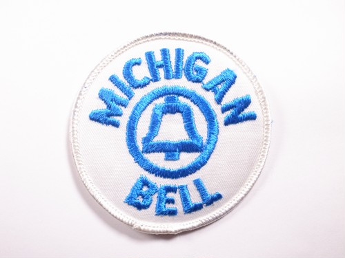 "PATCH""MICHIGAN BELL"""