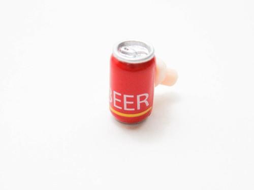 再入荷【1372】 二階堂大和 小物パーツ 缶ビール ねんどろいど