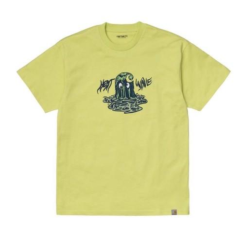 【Carhartt WIP】  S/S HEAT WAVE T-SHIRT  (4色展開) カーハート Tシャツ