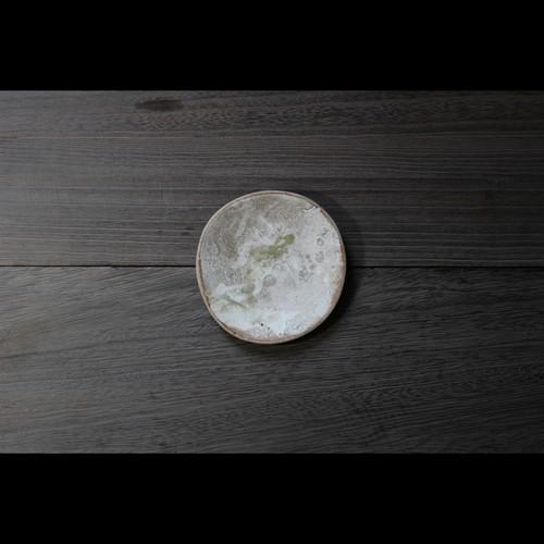 """英国の陶芸アーティスト【SARAH JERATH】""""TREE ASH"""" 12cm Plate プレート No.3"""
