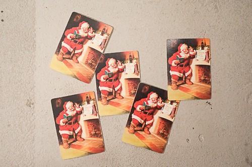 クリスマスのアメリカビンテージカード