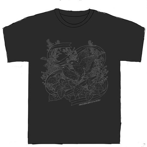 町田SDR15周年Tシャツ(2020年)ブラック
