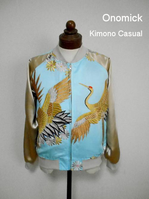 着物スカジャン  Kimono Sukajan  SK-248/M