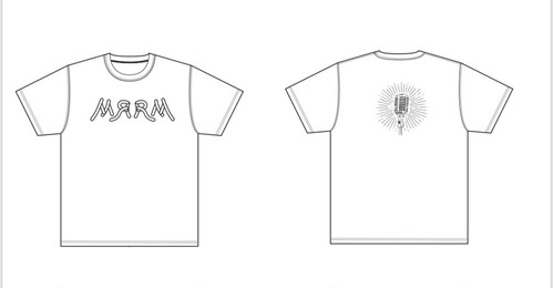 Mr RM T Shirt (White)