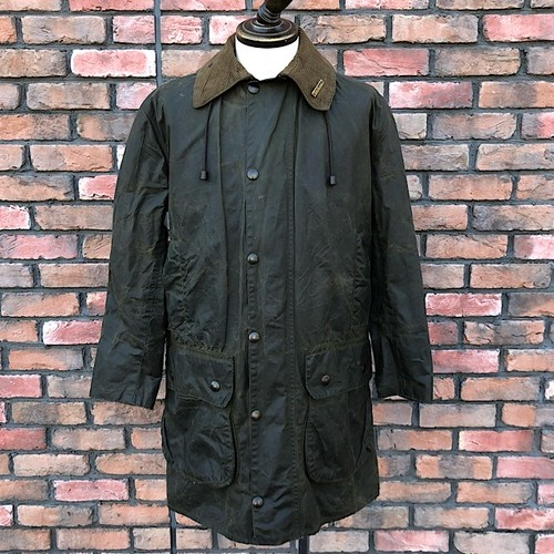1980s Barbour Border 2 Crowns /UK34 /WB_711