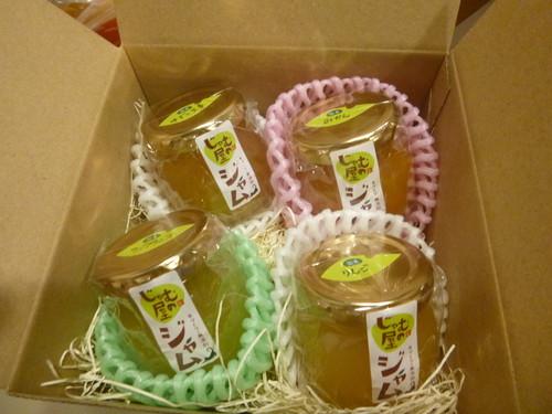 季節の手作りジャム 小瓶ギフトセット