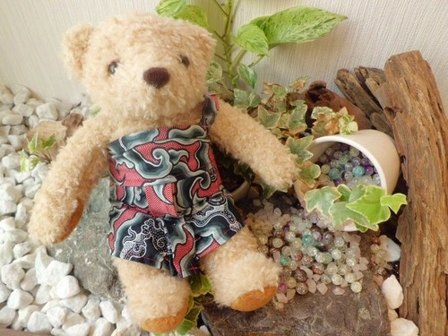 BVLGARI Hotels and Resorts.Bali ブルガリ ホテルズ&リゾーツ・バリ・オリジナル  TEDDY BEAR(GIRL)
