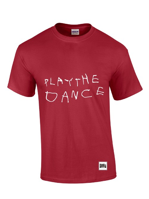 ROUGH TEXT T-Shirts CARDINAL RED