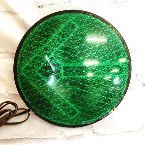 品番3533 矢印ライト Dialight ダイアライト ランプ グリーン コンセント ヴィンテージ
