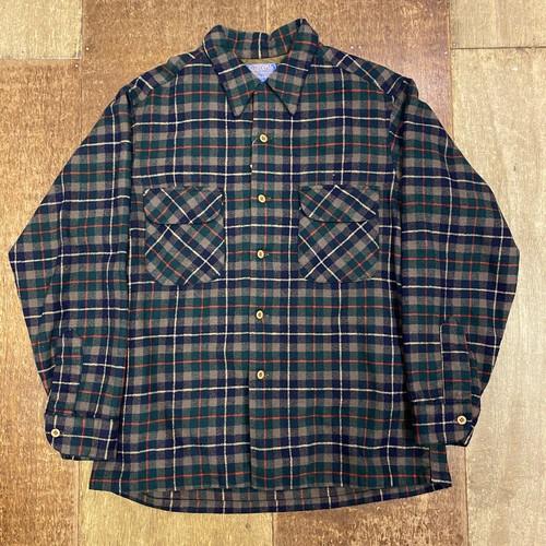 PENDLETON ペンドルトン ウールシャツ 60's