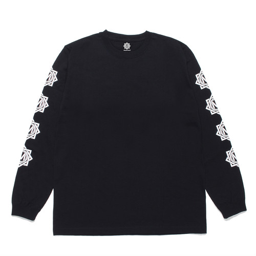 MASTERMIND LOGO LONG SLEEVE T-SHIRT / BLACK