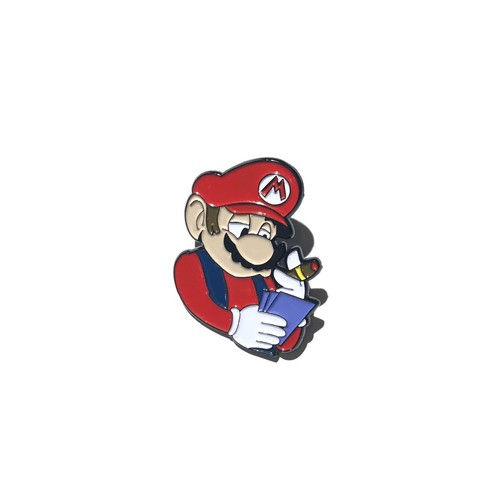 "PINPATCHINC""Mario ""Nintendo World Series of Poker"""""