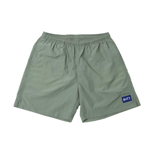 Logo Swim Shorts(olive)