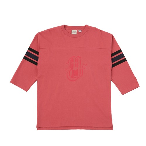 MFC STORE x Goodwear 7L FOOTBALL TEE / HOT PINK