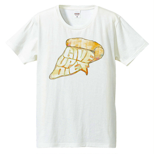 [Tシャツ] Give up diet