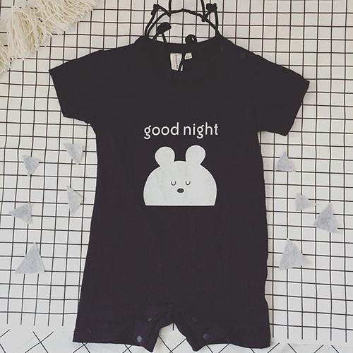 BABYロンパース 【good night】