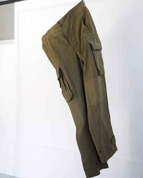<SOLD OUT>French Military - Dead Stock M-47 Pants Early No.001