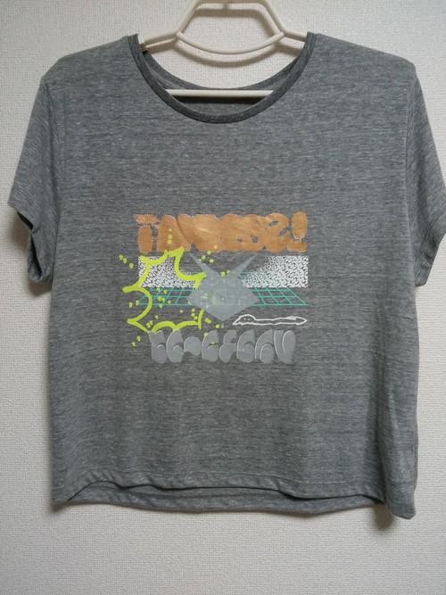 Henta-ifax コラボTシャツ1 girls M