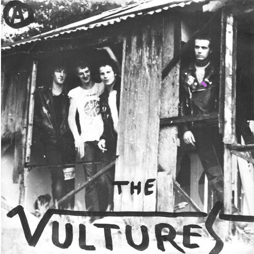 VULTURES - S/T EP