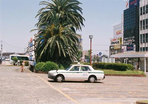 伊東のタクシー