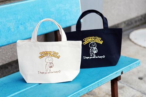 二十世紀☆梨男 ミニトートバッグ サンキューベリーマッチョトート