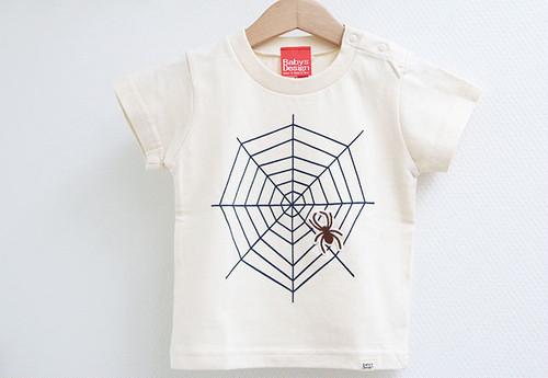 spiderTシャツ B