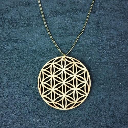 geometric pendant NKT-MGW