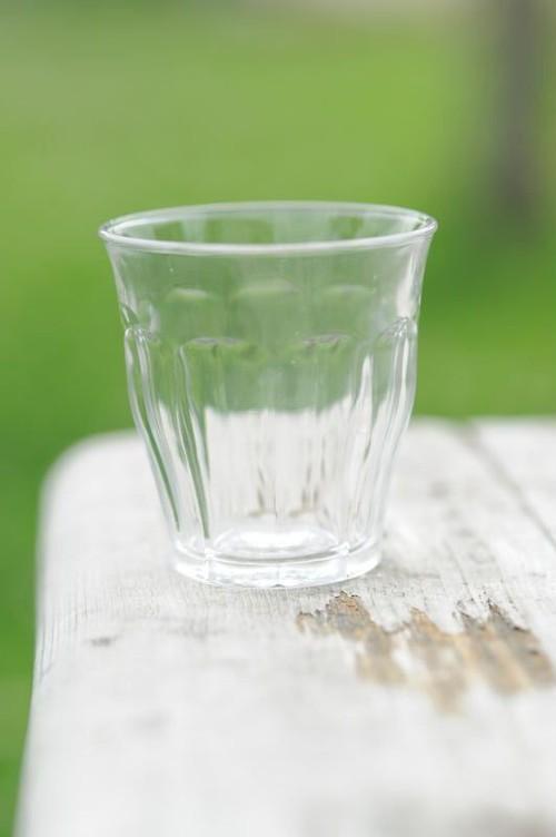 ガラスのコップ Lサイズ