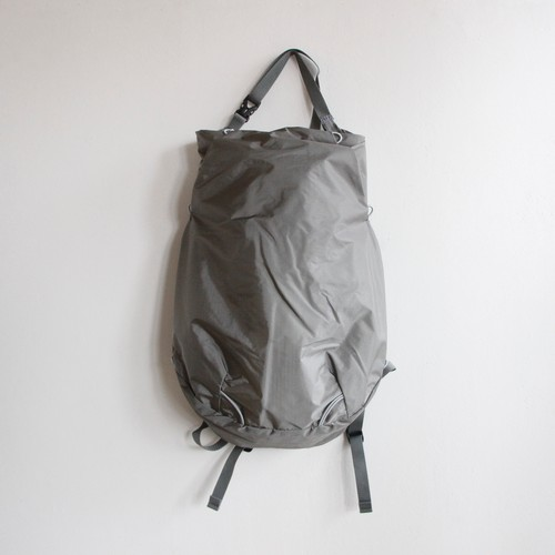 "《MOUNTEN. 2020AW》2way18 ""light"" / gray"
