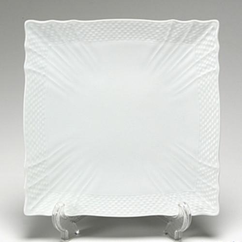 リチャードジノリ(Richard Ginori) ベッキオホワイト スクエアプレート 26×26cm