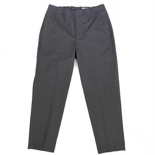 "STILL BY HAND ""COTTON TAPERED SLACKS"""