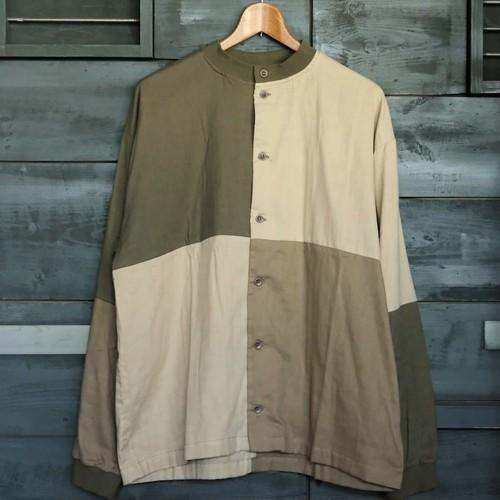 パネルシャツジャケット【ReAdd】
