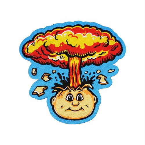"Creepy Co.""GARBAGE PAIL KIDS® ADAM BOMB PATCH"""