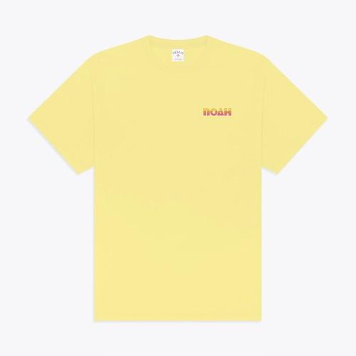 Tube Tee(Yellow)