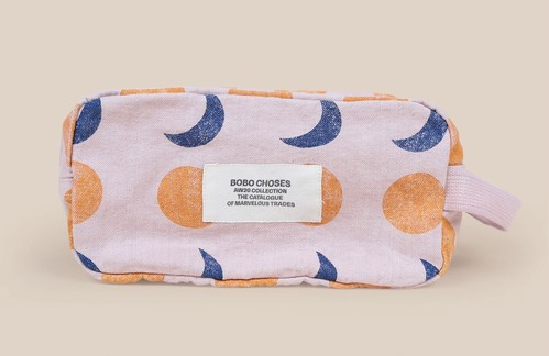 BOBO CHOSES ボボショセス Solar Eclipse All Over Pouch
