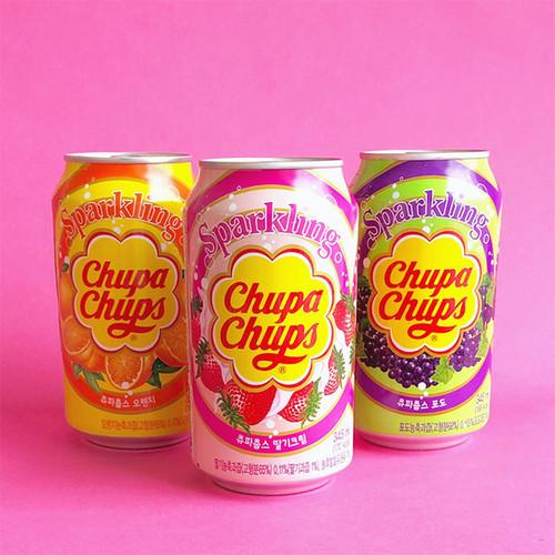 チュッパチャプス スパークリング ジュース