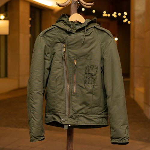 1988 CANADIAN ARMY COLD WEATHER AFV CREW JACKET