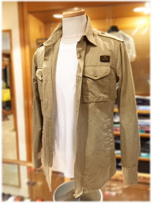 【 Fay 】            フェイ   - Italy -        シャツ ジャケット