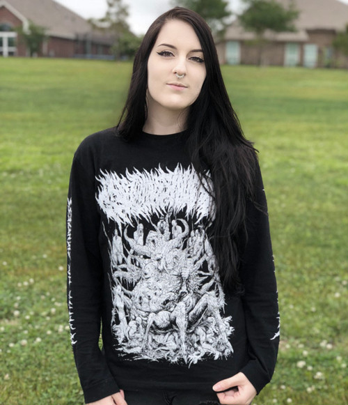 The Penitent and the Putrid Long Sleeve