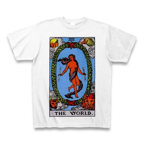 「21世界」タロットTシャツ