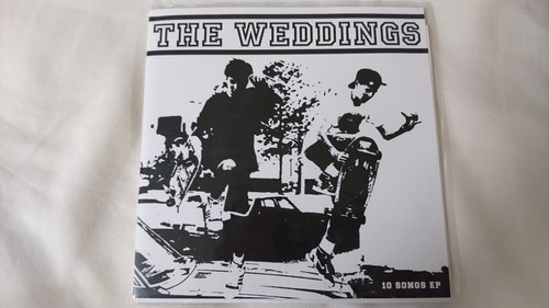 THE WEDDINGS - 10 SONGS EP(7inch)