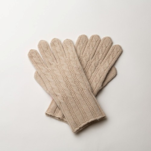 MINI CABLE GLOVE (Beige)  DBA0039
