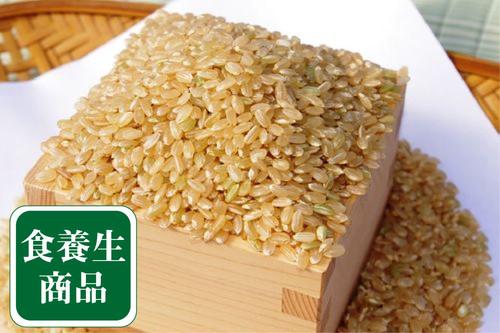 有機栽培の玄米(福岡産)1kg