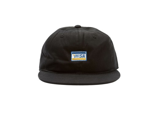 WHIMSY / WISA CLUB HAT -BLACK-