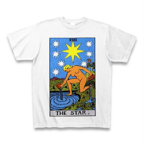 「17星」タロットTシャツ