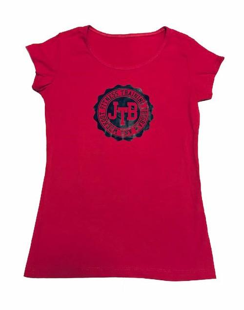 【JTB】 LOGO ストレッチ Tシャツ【ディープピンク】【新色】イタリアンウェア【送料無料】《W》