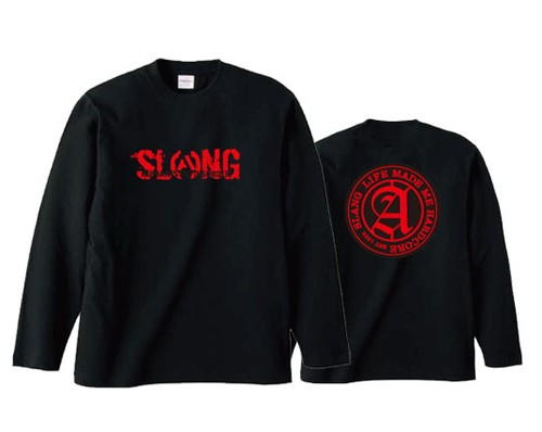 Circle A (LONG SLEEVE) RED